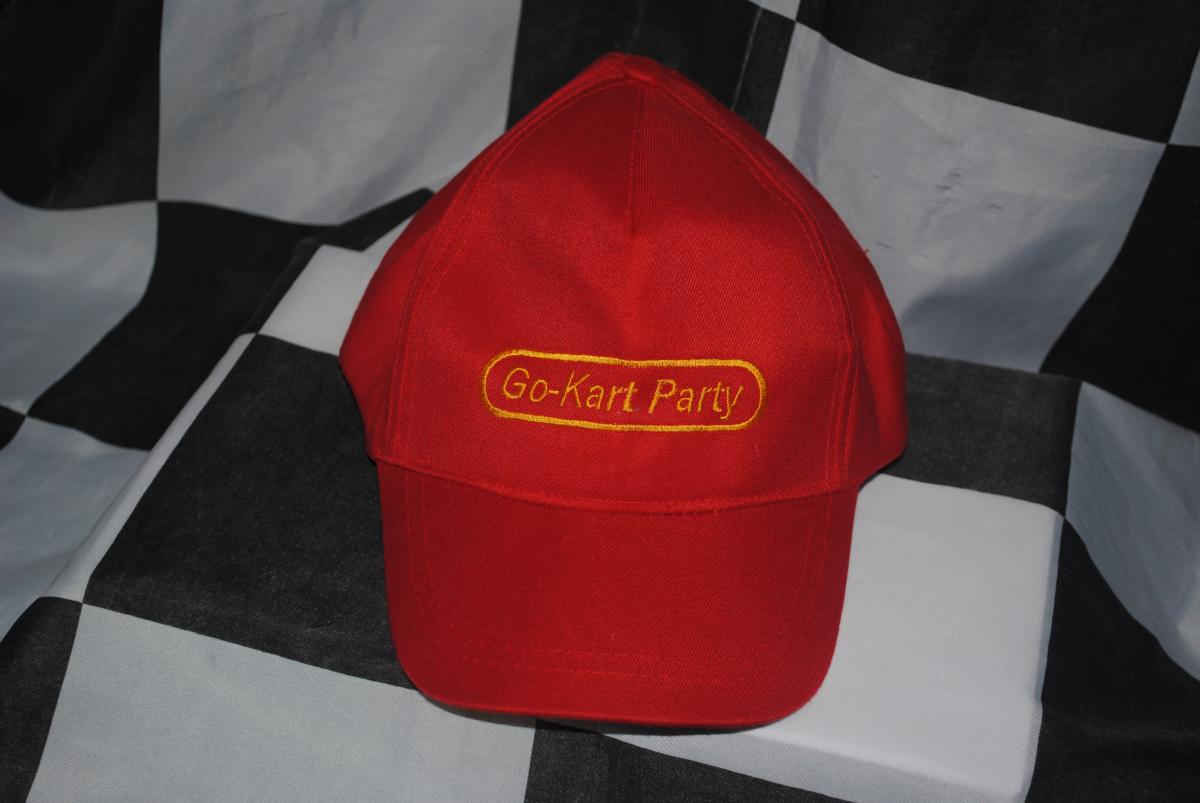 Go-Kart Party Hat